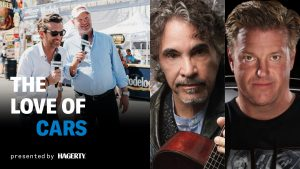 The Love of Cars featuring John Oates and Chip Foose