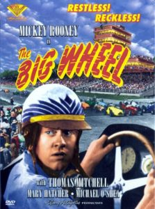 The Big Wheel Movie Starring Mickey Rooney