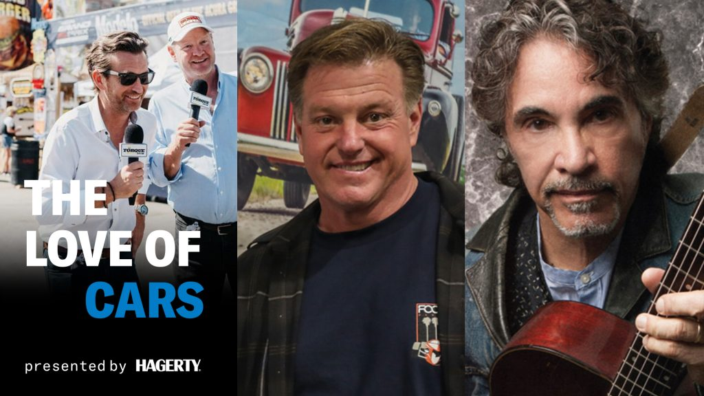 The Love of Cars - Ep 4 - Chip Foose and John Oates