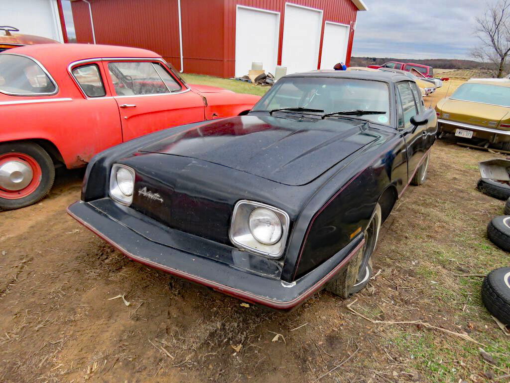 1965 avanti ii vanderbrink virgil marple studebaker auction