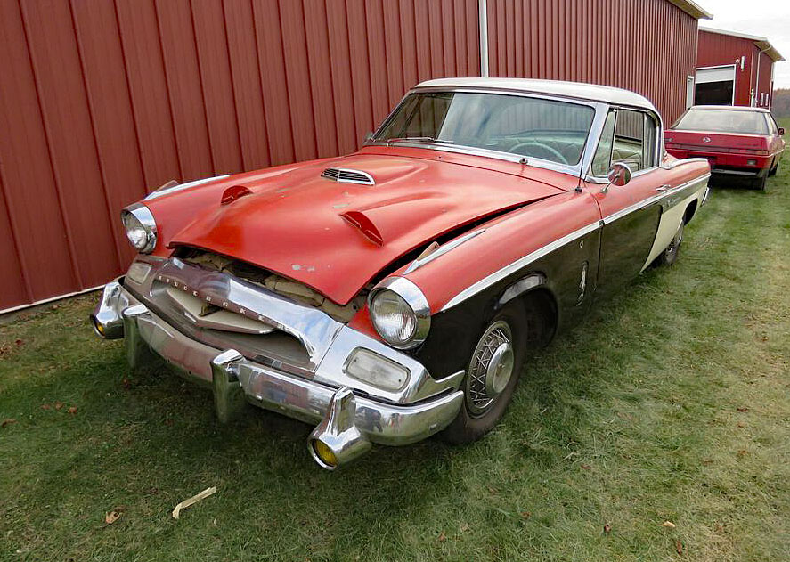 vanderbrink virgil marple studebaker auction commander starliner