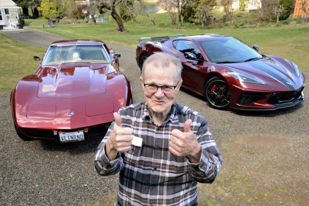 Larry Lee 1971 Corvette 2020 Corvette