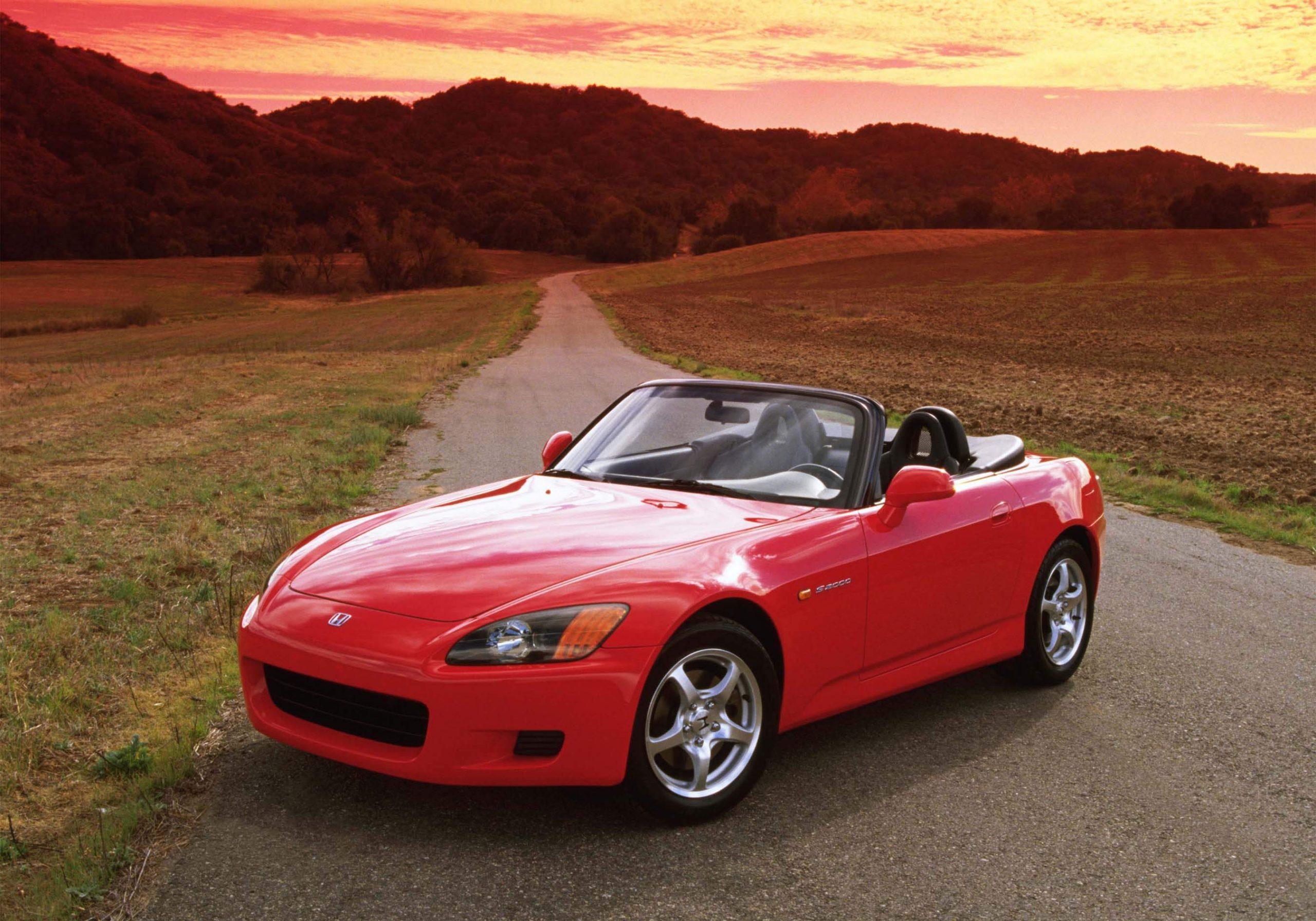 2000 S2000 Roadster