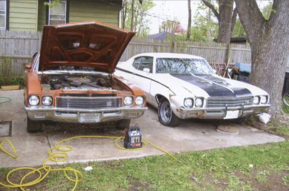 reader 1971 Buick GS Stage 1