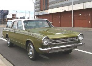 1964 Dodge Dart wagon