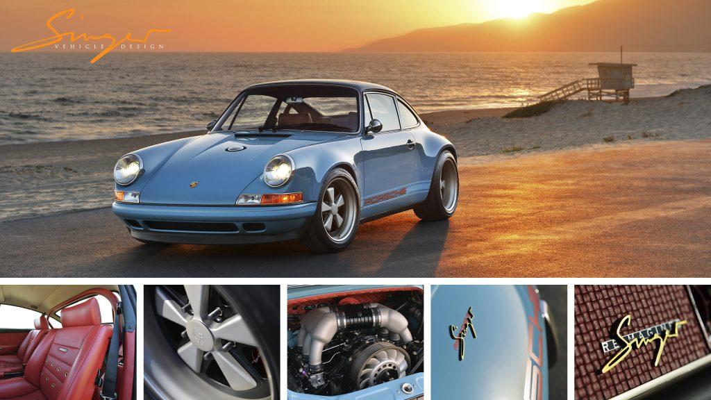San Diego Porsche Reimagined By Singer