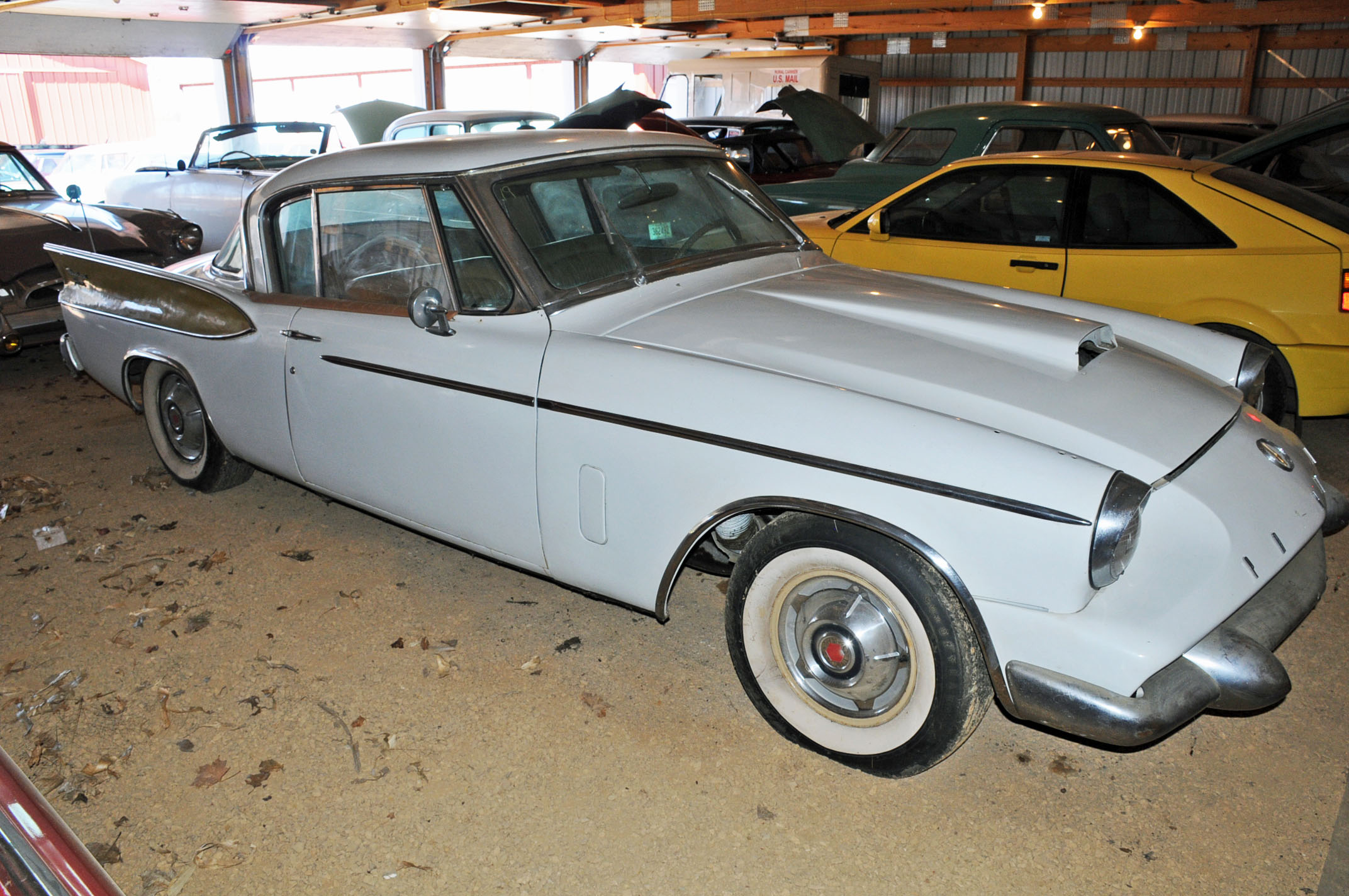 vanderbrink virgil marple auction 3 1958 packard hawk