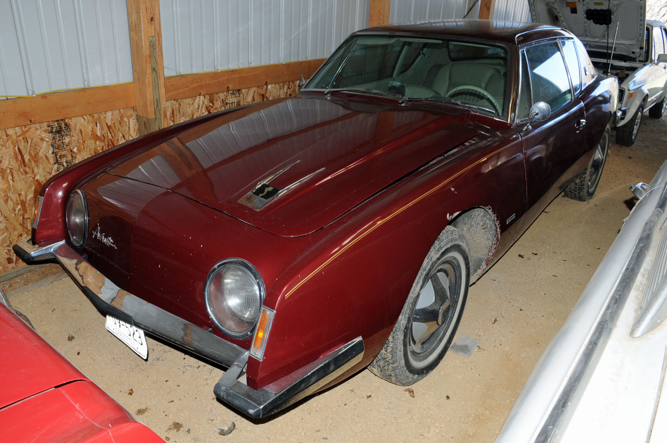 1963 Avanti R2 vanderbrink virgil marple auction 5