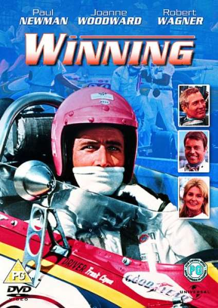 Winning Movie Motion Picture Starring Paul Newman