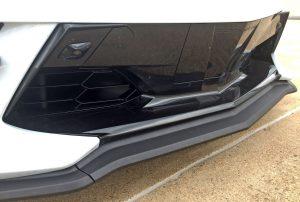 2020 Corvette bumper