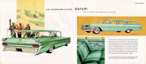 bonneville station wagon vintage ad