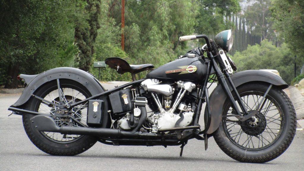 1937 Harley Davidson EL