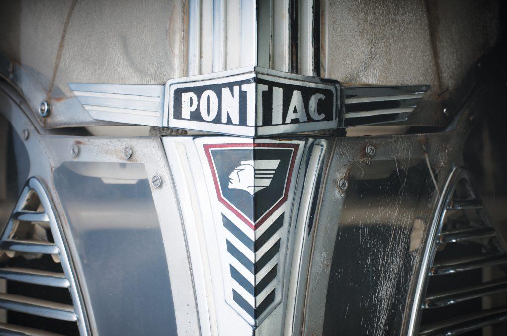 "1939 Pontiac Plexiglas Deluxe Six ""Ghost Car"""