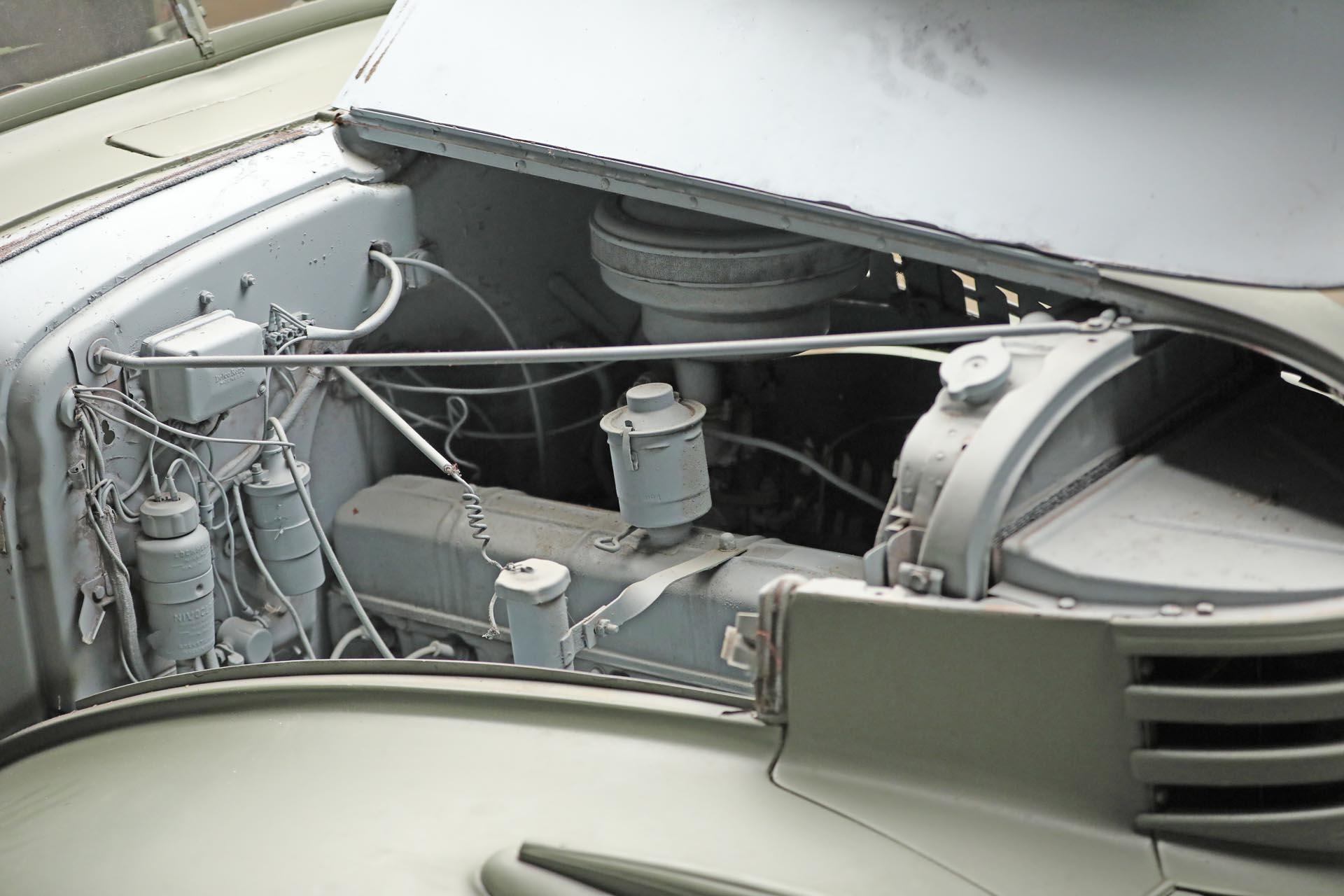1941 Chevrolet 1543 GS Engine