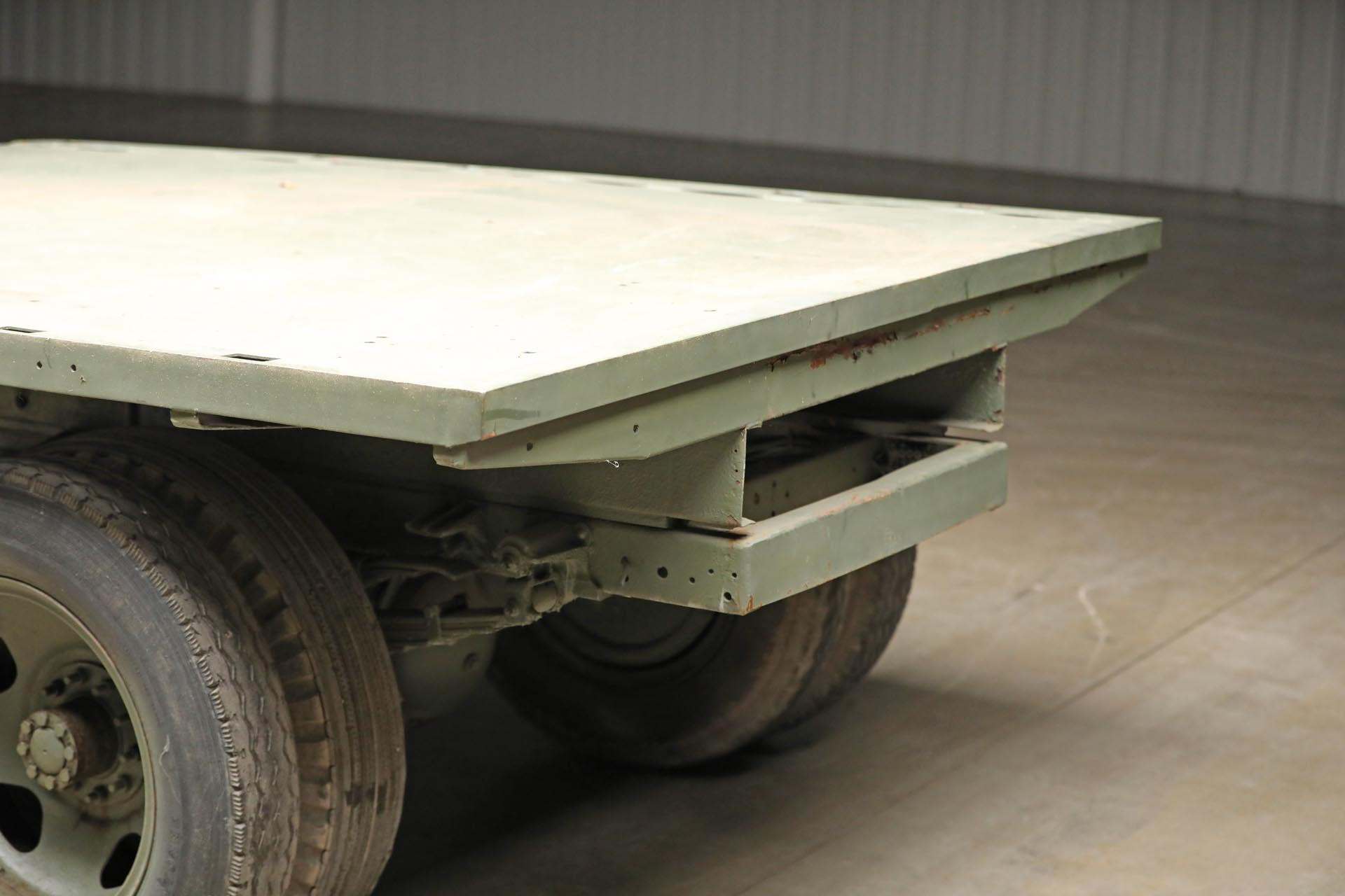 1941 Chevrolet 1543 GS Flatbed Rear