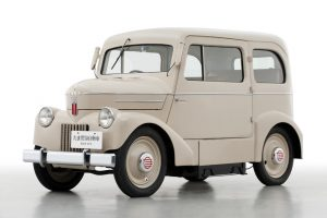 1947 Tama Electric Car