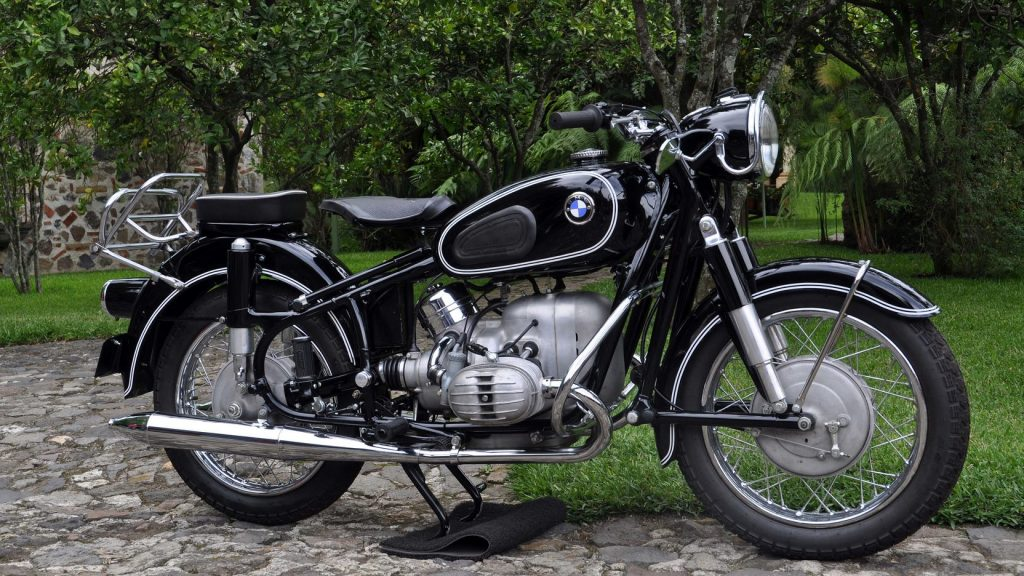 1964 BMW R60 Slash 2 Black