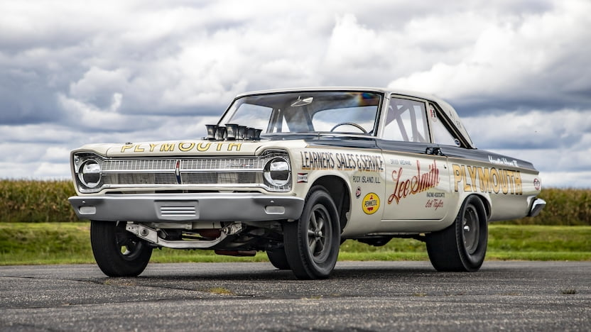 1965 Plymouth Belvedere A FX Haulin Hemi