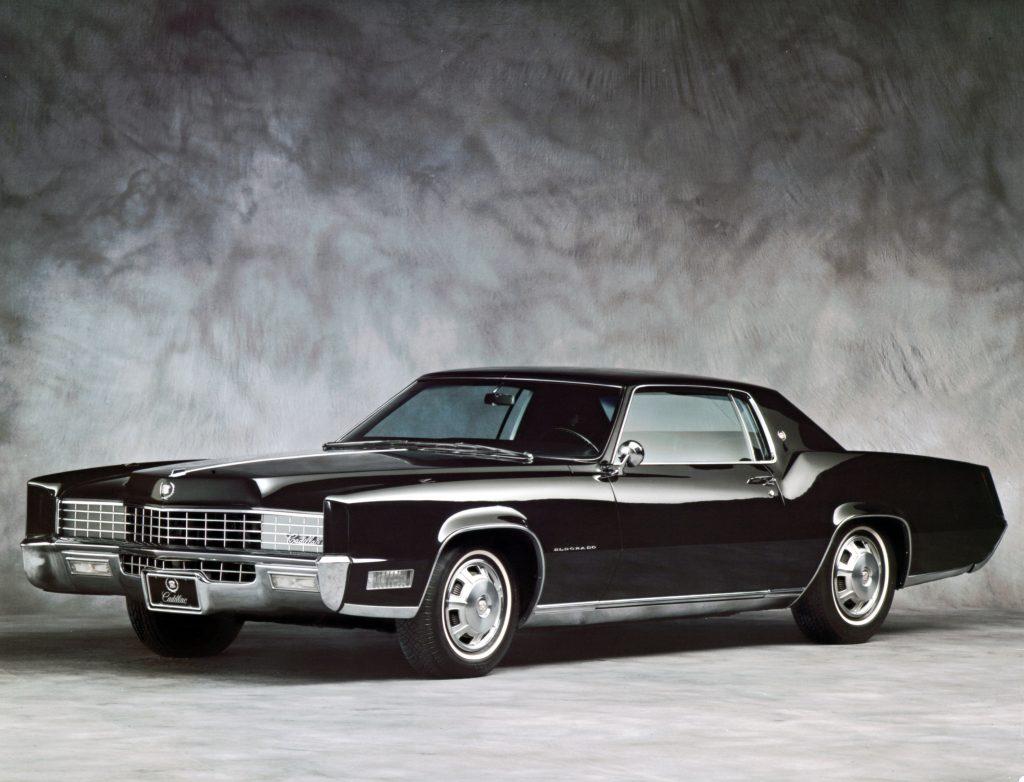 1967 Cadillac Fleetwood Eldorado Coupe Front Three-Quarter