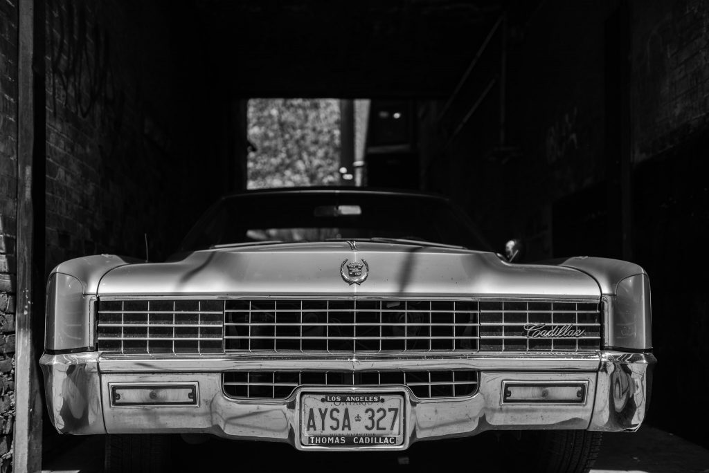 1967 Fleetwood Eldorado Front
