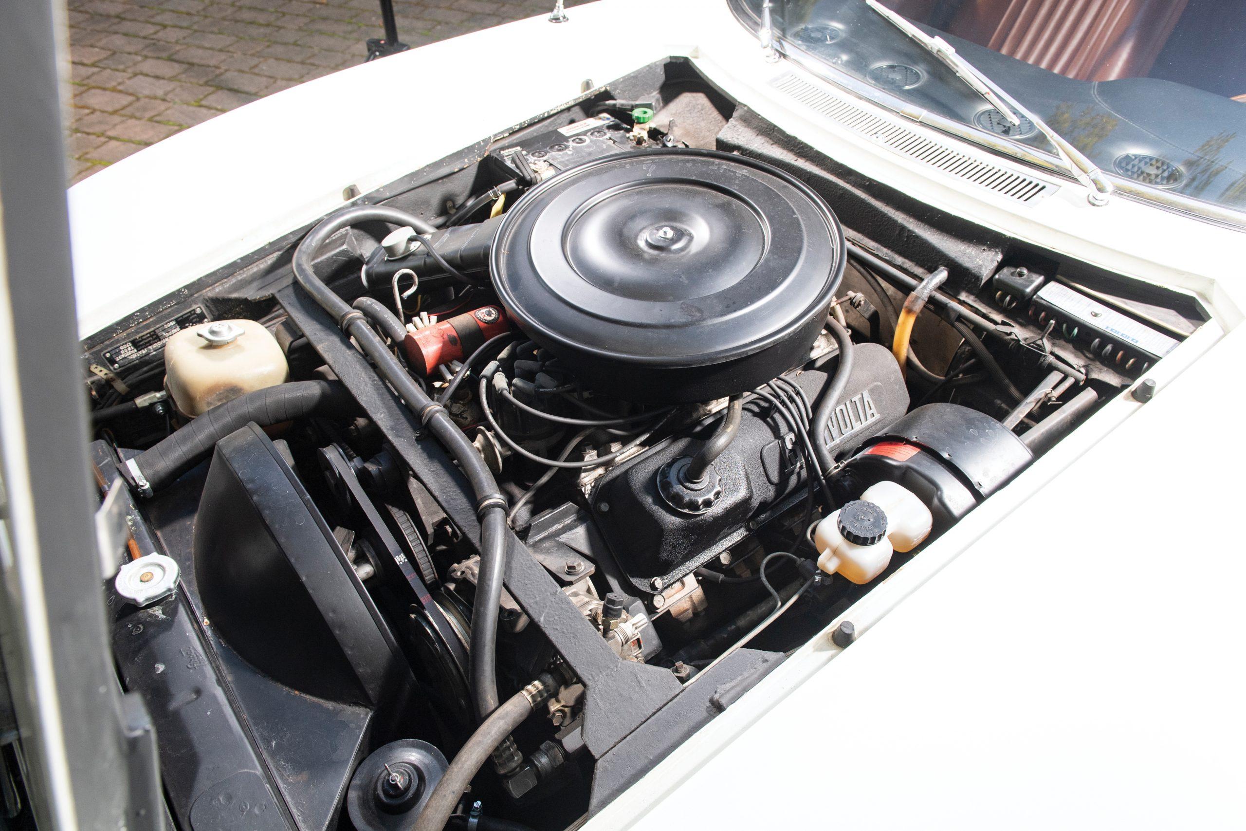 1973 Iso Grifo GL Series II