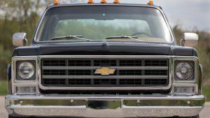 1979 Chevrolet K30 Truck Front