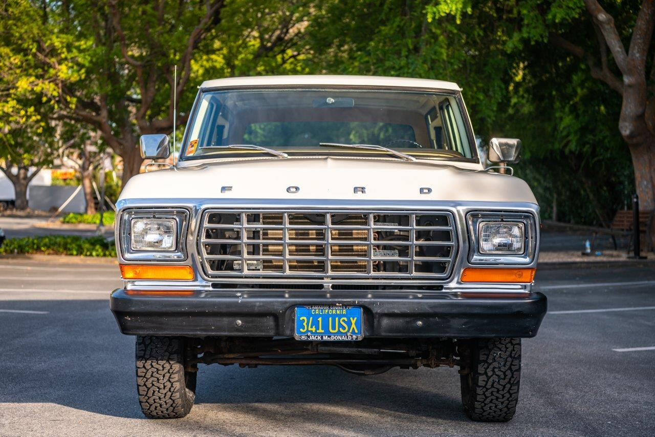 1979 Ford Bronco Custom Front
