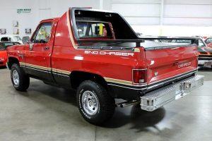1984 Chevrolet Scottsdale Sno Chaser