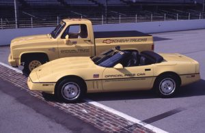 1986 Chevrolet Indy 500 Pace Truck