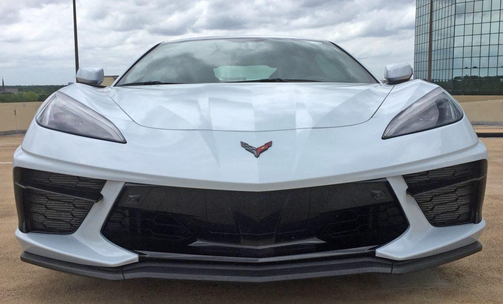2020 Corvette Front