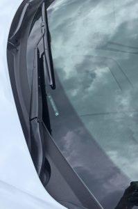 2020 Corvette cowl