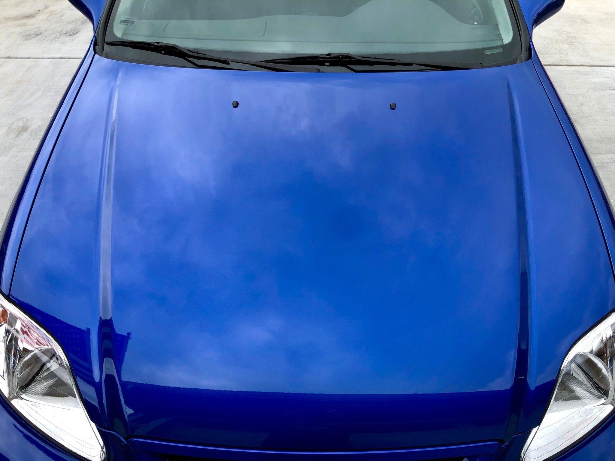 2000 Honda Civic Si Front Hood Overhead