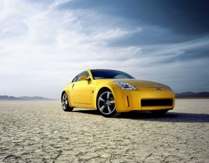 2005 Nissan 350Z 35th Anniversary Edition Front Three-Quarter