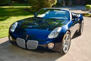 2006 Pontiac Solstice Mallett V8 Conversion