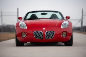 2006 Pontiac Solstice convertible front