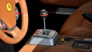 2007 ferrari f430 spider gated shifter