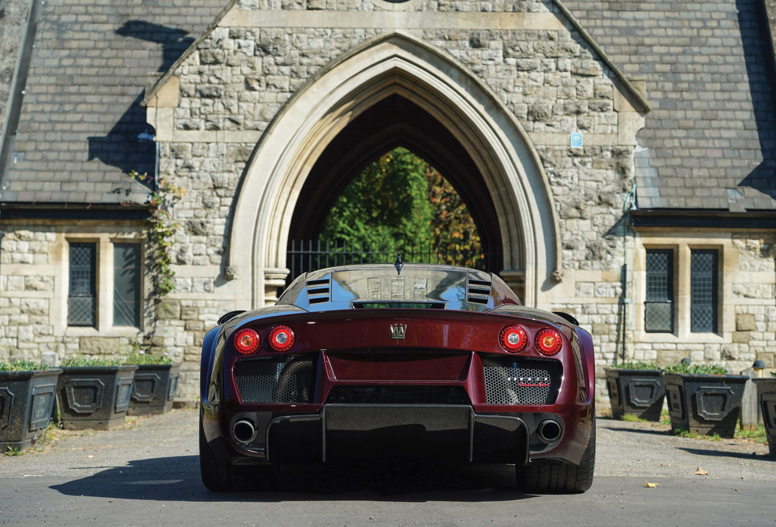 2016 Noble M600 CarbonSport
