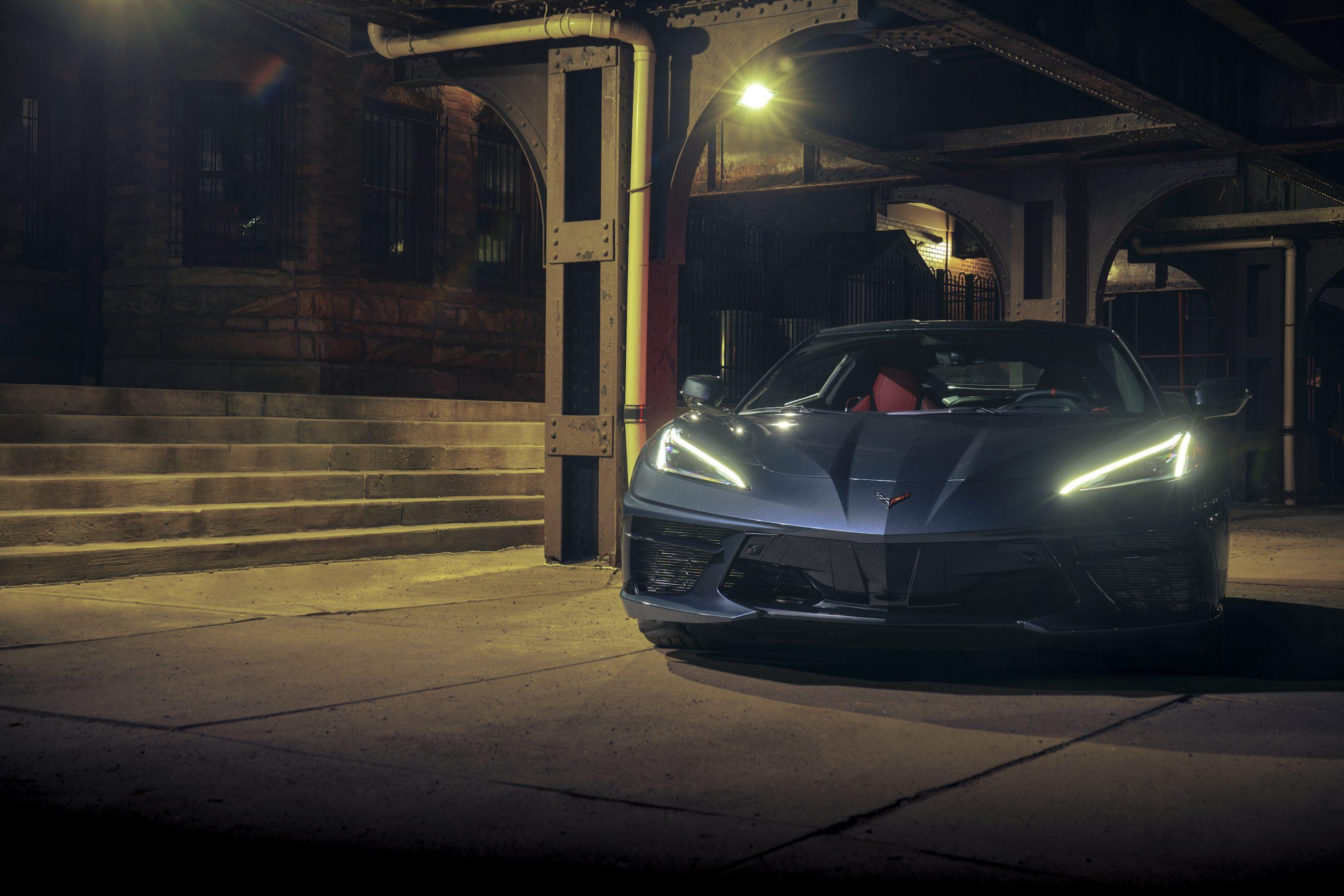 2020 Chevrolet Corvette Stingray 2LT C8 Front