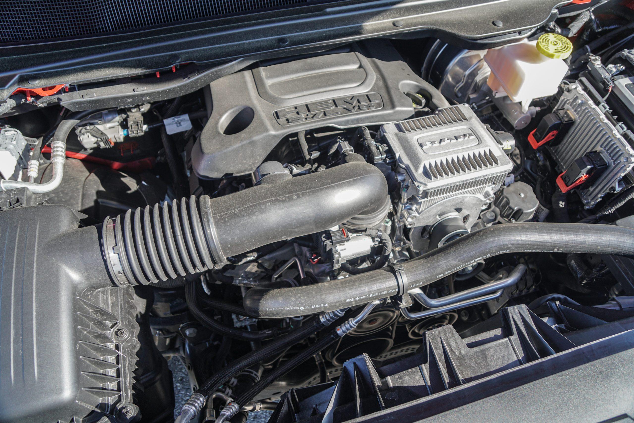 2020 Ram 1500 Laramie 5.7 Liter V-8 eTorque