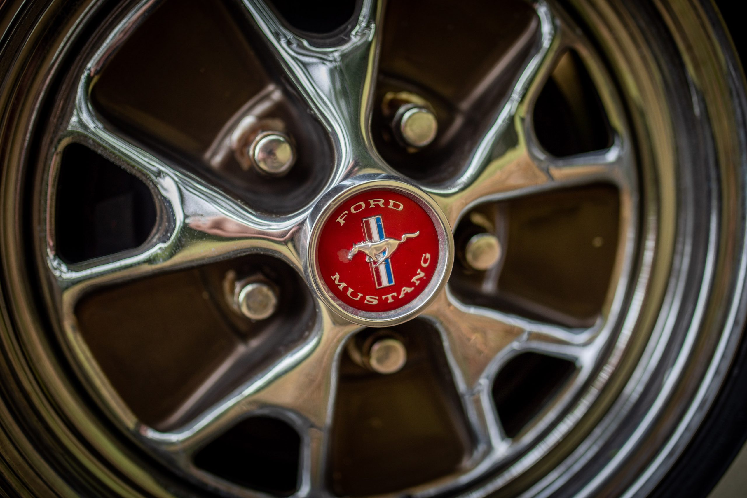 1965 Ford Mustang Wheel