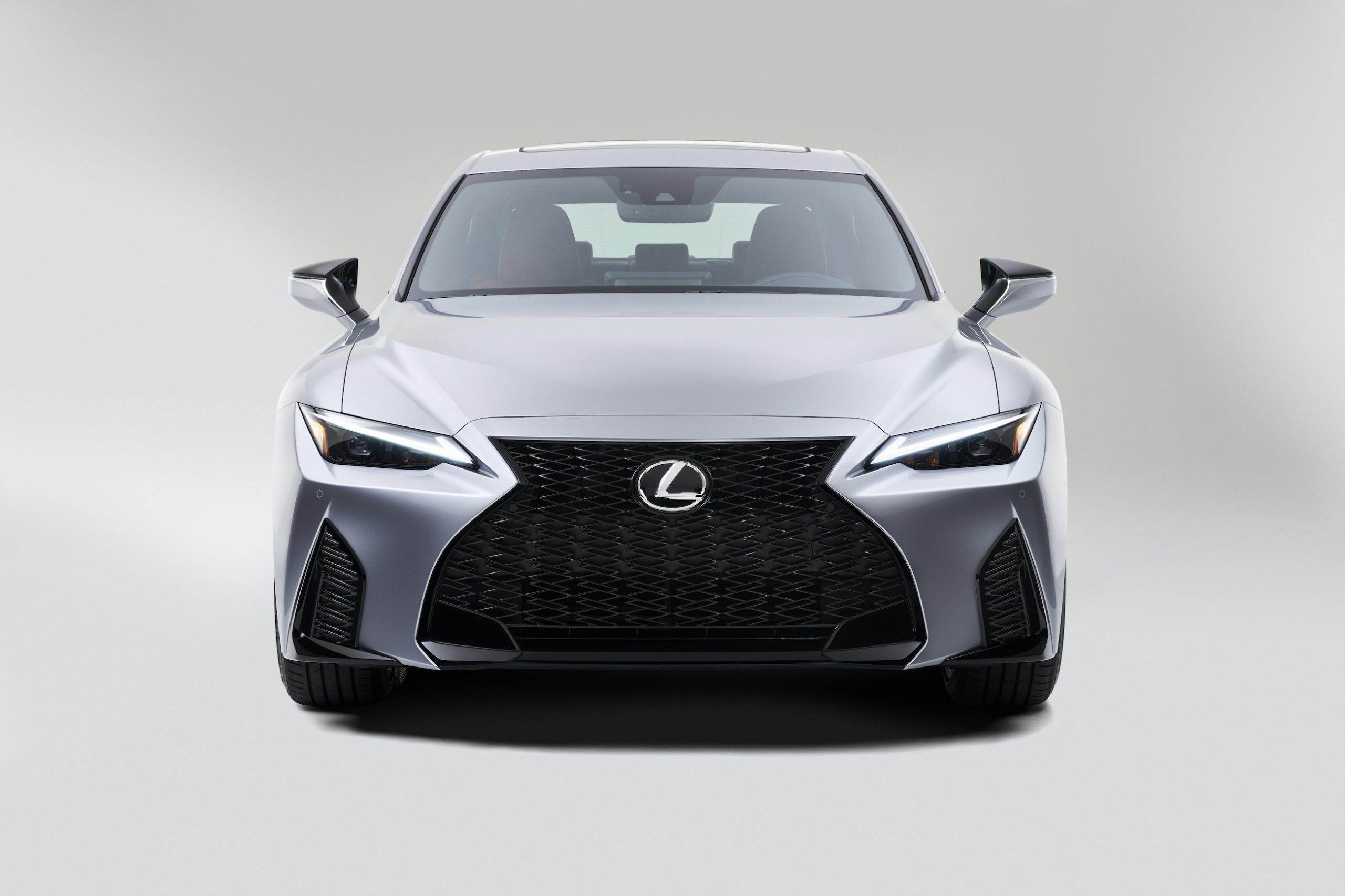 2021 Lexus IS 350 F Sport front