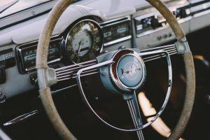 Volvo PV544 Steering Wheel