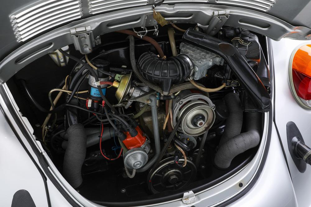 1979 Volkswagen Super Beetle Engine