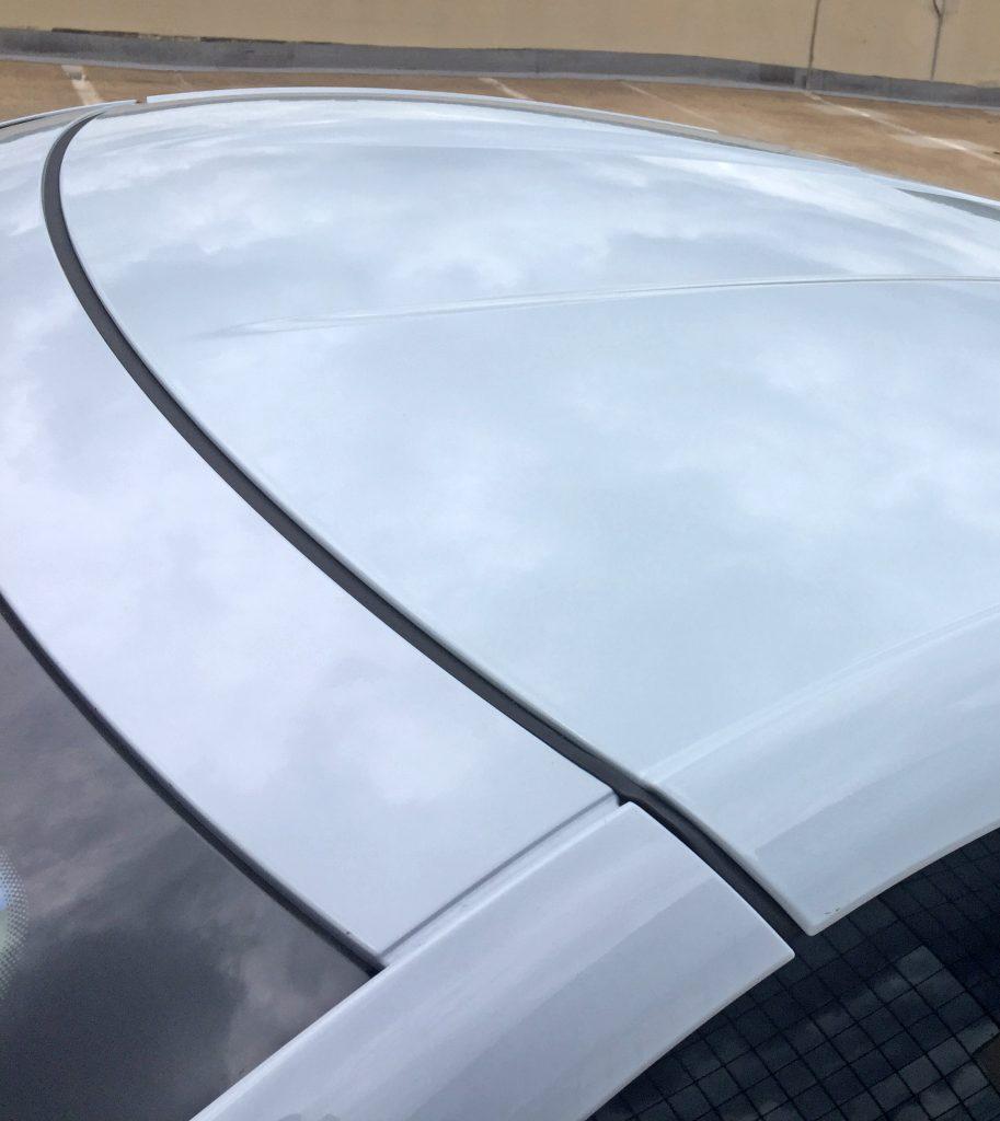 2020 Corvette roof