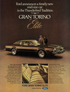 1974 Gran Torino Elite