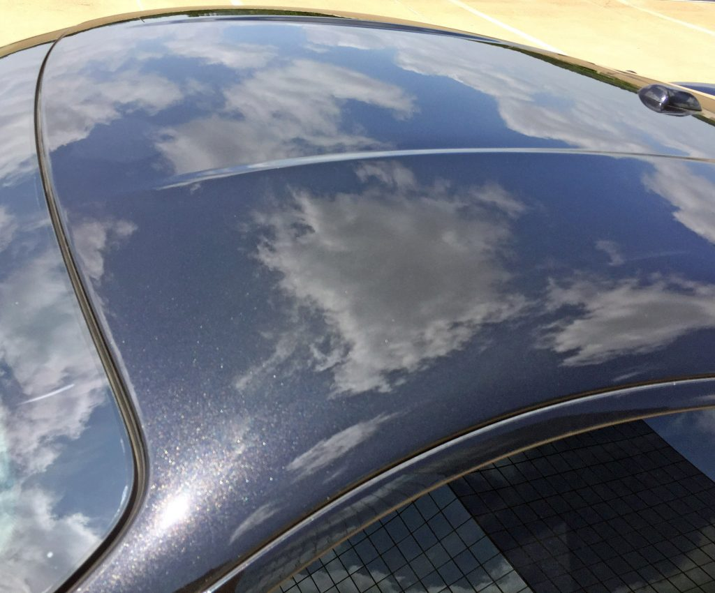 2020 Ferrari Pista roof