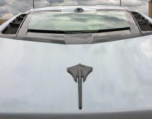 2020 Corvette rear stingray
