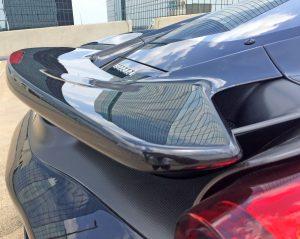 2020 Ferrari Pista rear