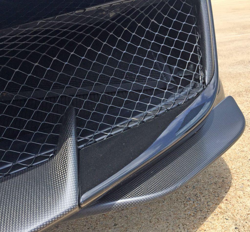 2020 Ferrari Pista bumper