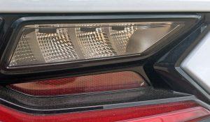 2020 Corvette rear lights